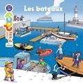 Stéphanie Ledu - Les bateaux.