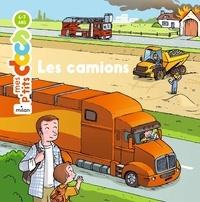 Stéphanie Ledu - Les camions.