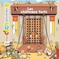 Stéphanie Ledu et Stéphane Frattini - Les châteaux forts.