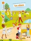 Stéphanie Ledu et Coline Citron - Les chiens - Autocollants.