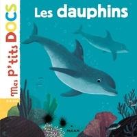 Stéphanie Ledu - Les dauphins.