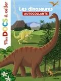 Stéphanie Ledu - Les dinosaures - Autocollants.