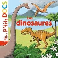 Stéphanie Ledu - Les dinosaures.