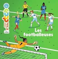 Stéphanie Ledu et Mathilde George - Les footballeuses.