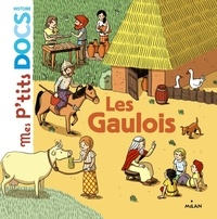 Stéphanie Ledu et Cléo Germain - Les Gaulois.