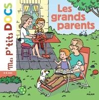 Stéphanie Ledu - Les grands-parents.