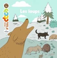 Stéphanie Ledu - Les loups.