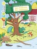 Stéphanie Ledu et Magali Clavelet - Les maisons des animaux.