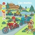 Stéphanie Ledu et Matthieu Roda - Les motos.