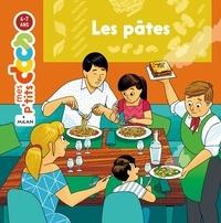 Stéphanie Ledu et Daniel Blancou - Les pâtes.