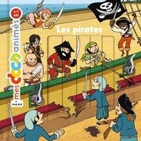 Stéphanie Ledu et Stéphane Frattini - Les pirates.