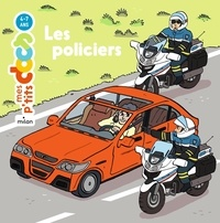 Stéphanie Ledu et  Wouzit - Les policiers.
