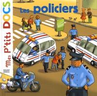 Stéphanie Ledu et Robert Barborini - Les policiers.