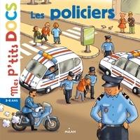 Stéphanie Ledu - Les policiers.
