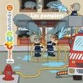 Stéphanie Ledu et Stéphane Frattini - Les pompiers.