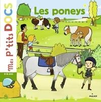 Livre de la jungle téléchargement gratuit de musique Les poneys  par Stéphanie Ledu 9782408000707 en francais