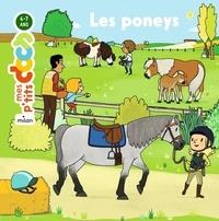 Stéphanie Ledu et Hélène Convert - Les poneys.