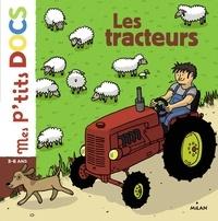Ebook of magazines téléchargements gratuits Les tracteurs par Stéphanie Ledu PDB in French 9782745979933