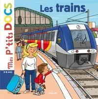 Stéphanie Ledu - Les trains.