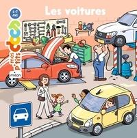 Stéphanie Ledu et Didier Balicevic - Les voitures.
