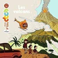 Stéphanie Ledu et Benoît Perroud - Les volcans.