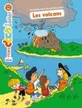 Stéphanie Ledu et Laurent Audouin - Les volcans - Autocollants.