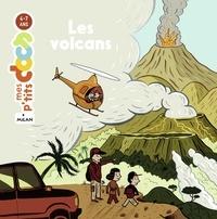 Stéphanie Ledu - Les volcans.