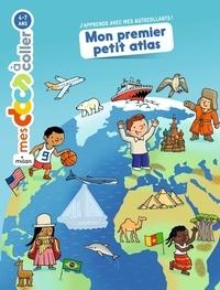 Stéphanie Ledu et Robert Barborini - Mon premier petit atlas - Autocollants.
