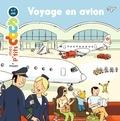 Stéphanie Ledu et Catherine Brus - Voyage en avion.