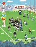 Stéphanie Leduc et Didier Balicevic - Le rugby.