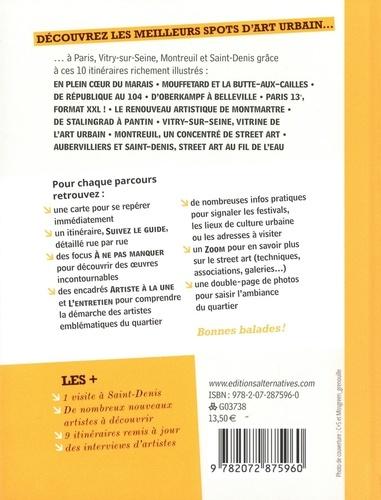 Guide du street art à Paris  Edition 2020-2021