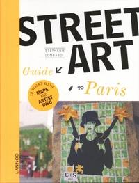 Stéphanie Lombard - Street Art Guide to Paris.