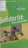 Stéphanie Mariaccia - Solidarité internationale.