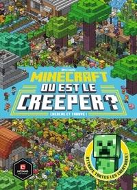 Stephanie Milton - Minecraft:où est le creeper? - Cherche et trouve!.