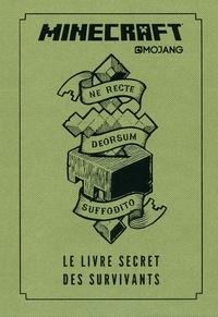 Stephanie Milton - Minecraft - Le livre secret des survivants.