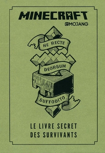 Stephanie Milton - Minecraft - Le livre secret des survivants.