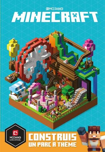 Minecraft Construis Un Parc A Theme Grand Format