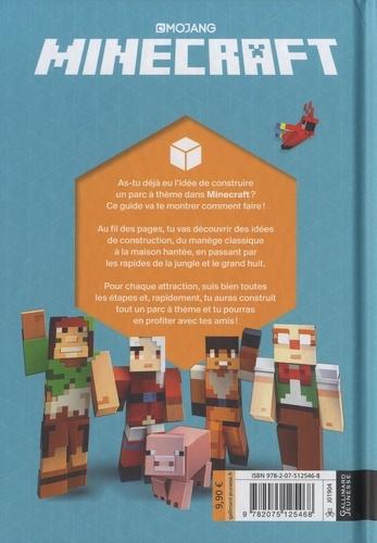 Minecraft. Construis un parc à thème