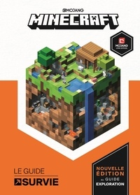 Stephanie Milton - Minecraft - Le guide survie officiel.