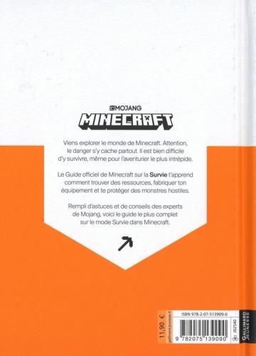 Minecraft. Le guide survie officiel
