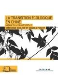 """Stéphanie Monjon et Sandra Poncet - La transition écologique en Chine - Mirage ou """"virage vert"""" ?."""