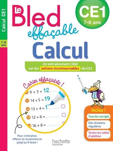 Stéphanie Neumayer et Philippe Razet - Calcul CE1.
