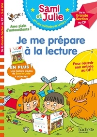Stéphanie Neumayer et Philippe Razet - Je me prépare à la lecture de la Grande Section au CP.