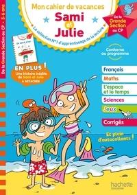 Stéphanie Neumayer et Philippe Razet - Mon cahier de vacances Sami et Julie - De la Grande Section au CP, 5-6 ans.