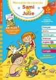 Stéphanie Neumayer et Philippe Razet - Mon cahier de vacances Sami et Julie - Du CP au CE1.