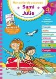 Stéphanie Neumayer et Philippe Razet - Mon cahier de vacances Sami et Julie - Du CE1 au CE2.