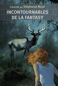 Stéphanie Nicot et Alexis Lemoine - Incontournables de la fantasy - De Bilbo à Harry.