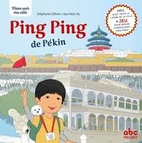 Stéphanie Ollivier et Hsin-Yu Sun - Ping Ping de Pékin.