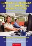Stéphanie Pinto et Béatrice Delquignie - Technologies de l'information et de la communication appliquées à la vente 1re et terminale professionnelles baccalauréat professionnel vente.