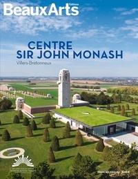 Stéphanie Pioda et Guillaume Evin - Le centre Sir John Monash - Villers-Bretonneux.